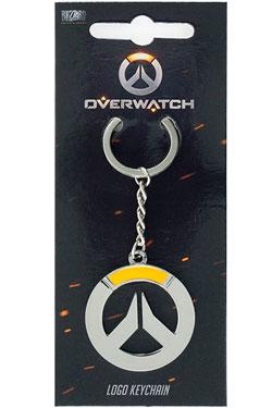 Overwatch Metal Keychain Logo