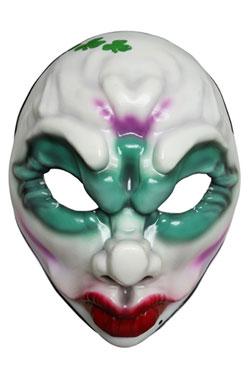 Payday 2 Vinyl Mask Clover