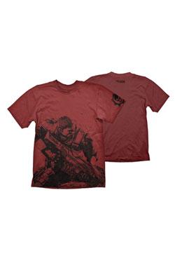 Gears of War 4 T-Shirt Fenix Size XL