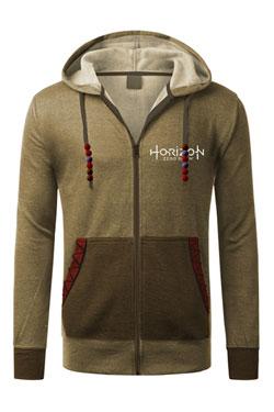 Horizon Zero Dawn Hooded Sweater Aloy Size L