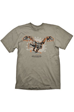 Horizon Zero Dawn T-Shirt Stormbringer Size L