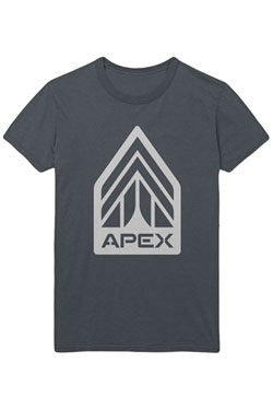 Mass Effect Andromeda T-Shirt APEX Size M