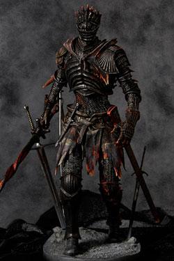 Dark Souls III Statue 1/6 Souls of Cinder 42 cm