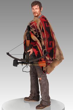 The Walking Dead Statue 1/4 Daryl Dixon 46 cm
