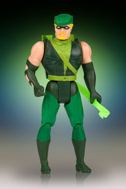 DC Comics Super Powers Collection Jumbo Kenner Action Figure 1/6 Green Arrow 30 cm
