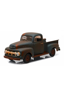 Forrest Gump Diecast Model 1/18 1951 Ford F1
