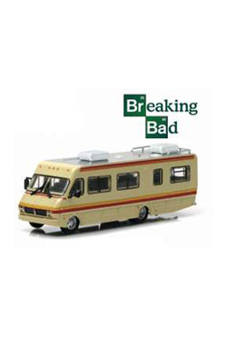 Breaking Bad Diecast Model 1/43 1986 Fleetwood Bound RV