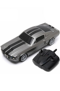 Gone in 60 Seconds RC Car 1/18 1967 Ford Mustang Shelby GT500 Eleanor 25 cm