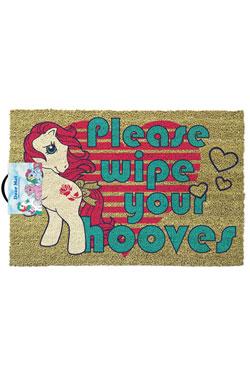 My Little Pony Doormat Please Wipe Your Hooves 40 x 60 cm
