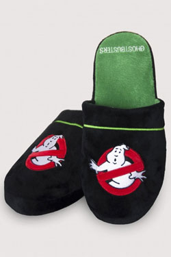 Ghostbusters Slippers No Ghosts Size L