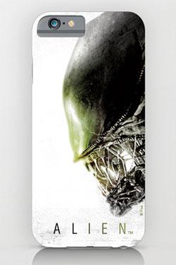 Alien iPhone 6 Plus Case Face