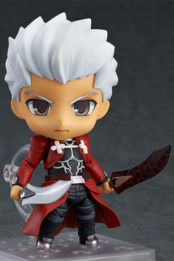 Fate/Stay Night Nendoroid Action Figure Archer Super Movable Edition 10 cm