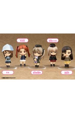 Girls und Panzer der Film Mini Figures Nendoroid Petite 7 cm Display Series 02 (6)