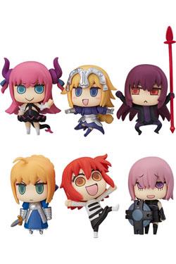 Fate/Grand Order Mini Figures 4 cm Assortment (6)