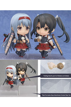 Kantai Collection Nendoroid Action Figure Set Shokaku & Zuikaku 10 cm (2)