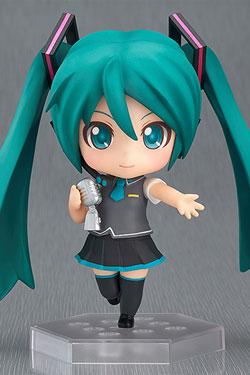 SEGA feat. HATSUNE MIKU Project Nendoroid Co-de Mini Figure Hatsune Miku - Ha2ne Miku Co-de 10 cm