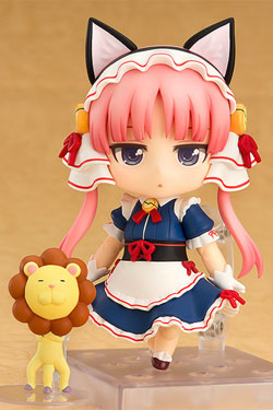 Pandora in the Crimson Shell Ghost Urn Nendoroid Action Figure Clarion 10 cm