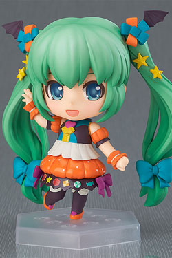 SEGA feat. HATSUNE MIKU Project Nendoroid Co-de Mini Figure Hatsune Miku Sweet Pumpkin 10 cm
