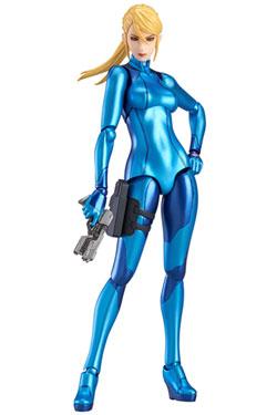 Metroid Other M Figma Action Figure Samus Aran Zero Suit Version 14 cm