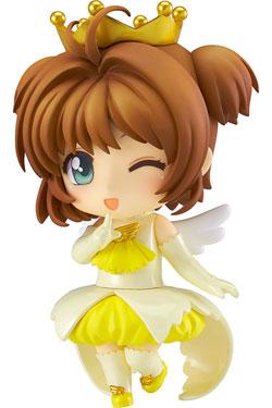 Cardcaptor Sakura Nendoroid Co-de Mini Figure Sakura Kinomoto Angel Crown 10 cm