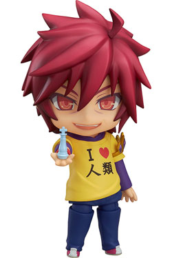 No Game No Life Nendoroid Action Figure Sora 10 cm
