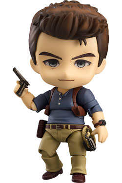 Uncharted 4: A Thief's End Nendoroid Action Figure Nathan Drake Adventure Edition 10 cm