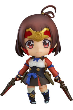 Kabaneri of the Iron Fortress Nendoroid Action Figure Mumei 10 cm