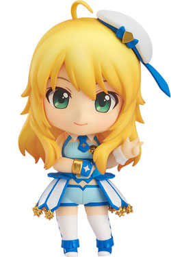 The Idolmaster Platinum Stars Nendoroid Co-de Mini Figure Miki Hoshii Twinkle Star 10 cm