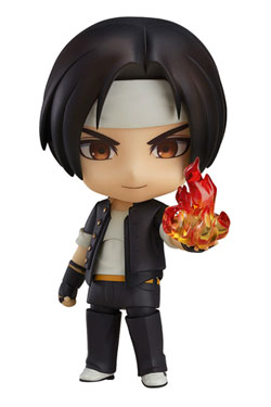 The King of Fighters XIV Nendoroid Action Figure Kyo Kusanagi Classic Ver. 10 cm