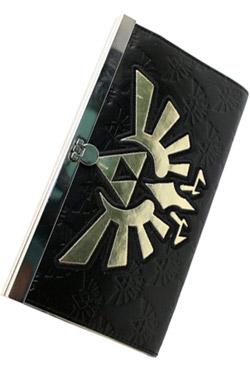 The Legend of Zelda Wallet Zelda Golden Logo