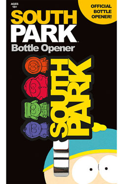 South Park Bottle Opener Boys 9 cm