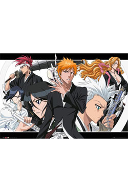 Bleach Poster Pack Collage 61 x 91 cm (5)