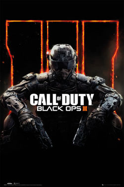 Call of Duty Black Ops III Poster Pack Cover 61 x 91 cm (5)