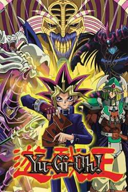 Yu-Gi-Oh! Poster Pack Yugi And Monsters 61 x 91 cm (5)