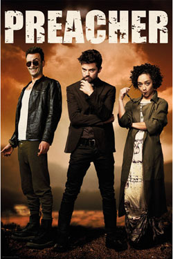 Preacher Poster Pack Group 61 x 91 cm (5)