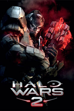 Halo Wars 2 Poster Pack Atriox 61 x 91 cm (5)