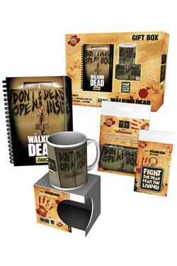 Walking Dead Gift Box Don't Open