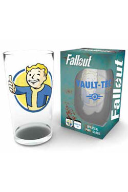 Fallout Pint Glass Vault Boy