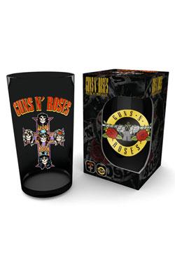 Guns N´ Roses Premium Pint Glass Logo