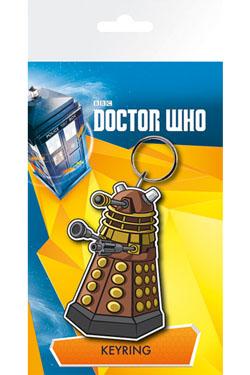 Doctor Who Rubber Keychain Dalek 7 cm