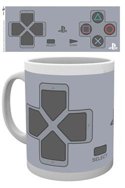 Sony PlayStation Mug Full Control