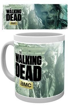 Walking Dead Mug Zombies