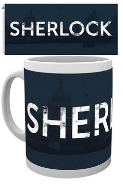 Sherlock Mug Logo