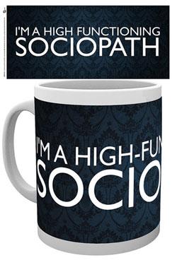 Sherlock Mug Sociopath