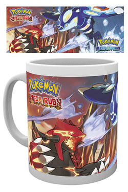 Pokemon Mug Oras