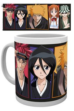 Bleach Mug Faces