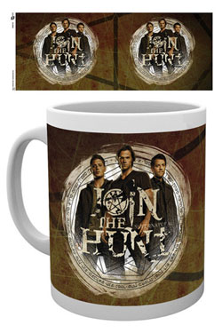 Supernatural Mug Trio