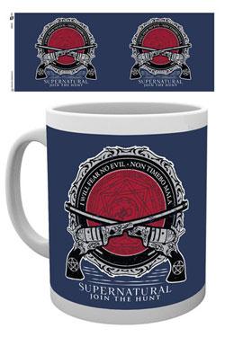 Supernatural Mug Guns