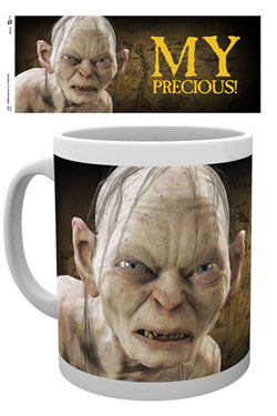 Lord of the Rings Mug Gollum