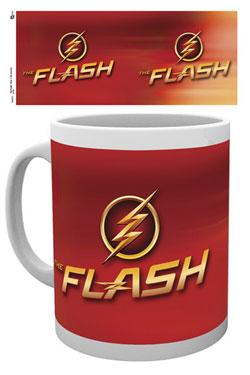 The Flash Mug Logo